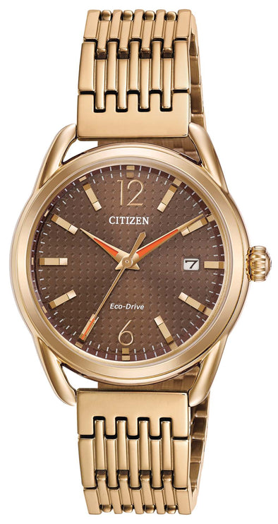 Citizen LTR - Long Term Relationship FE6083-56X Watch