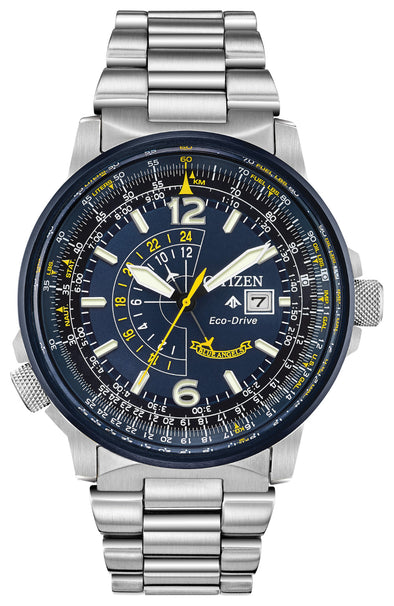 Citizen PROMASTER NIGHTHAWK BJ7006-56L Watch