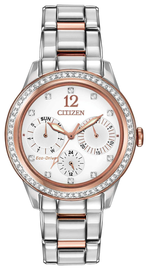 Citizen SILHOUETTE CRYSTAL FD2016-51A Watch