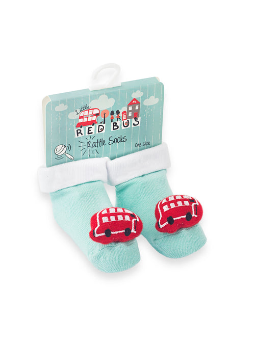 Bus baby socks