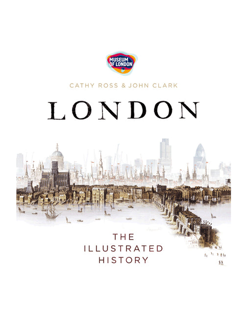 London: The Illustrated History Book. published by Penguin Books/Museum of London