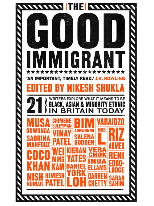 The Good Immigrant Book by Nikesh Shukla
