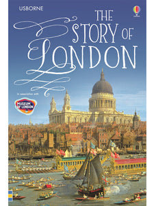 The Story of London (Usborne) Book by Rob Lloyd Jones