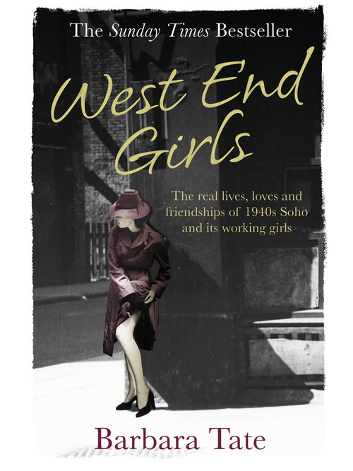 West End Girls Book by Barbara Tate