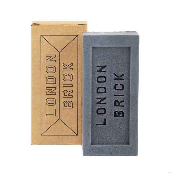 Black Carbon Wash Brick Soap