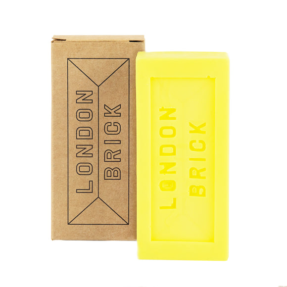 Yellow Honey Buff Brick Soap