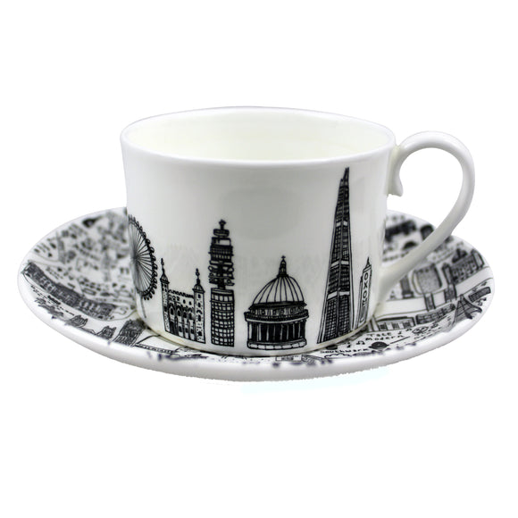 Cup & Saucer Set Central London
