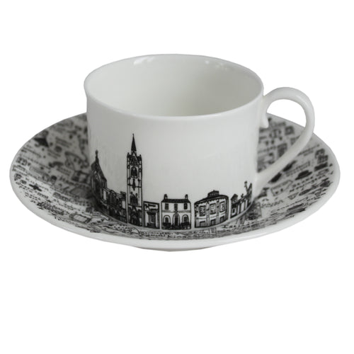 North London Cup & Saucer Set