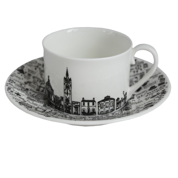 Cup & Saucer Set North London