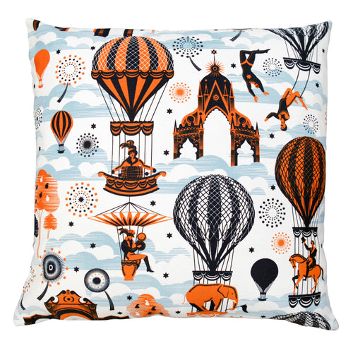 Pleasure Gardens Cushion
