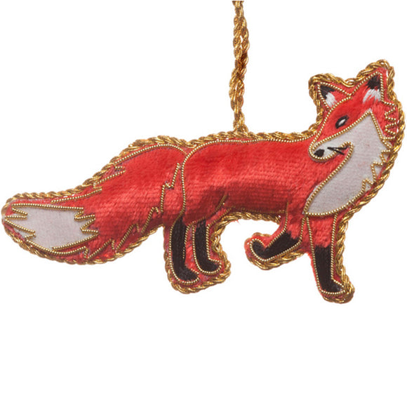 Fox Decoration