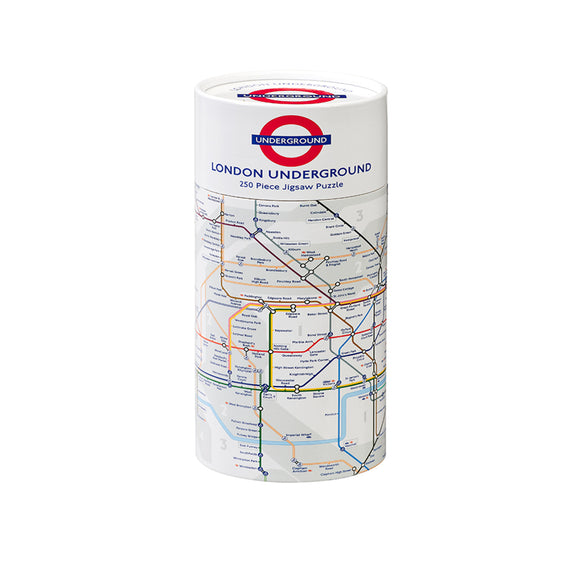 Underground Map jigsaw 250 piece