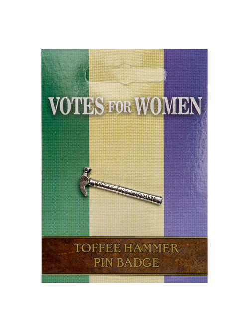 Toffee hammer pin