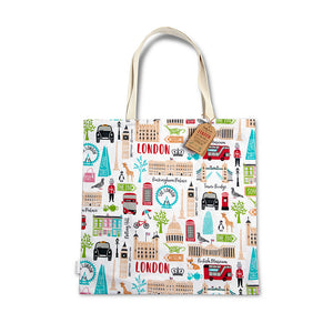 London Eco tote bag