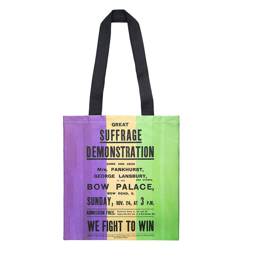 'Great Suffrage' tote bag