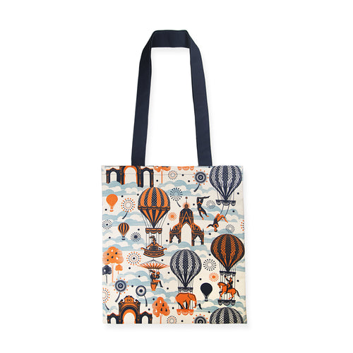Pleasure Gardens Tote Bag