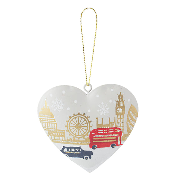 London Heart Decoration