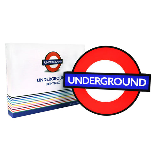 Underground London Lightbox