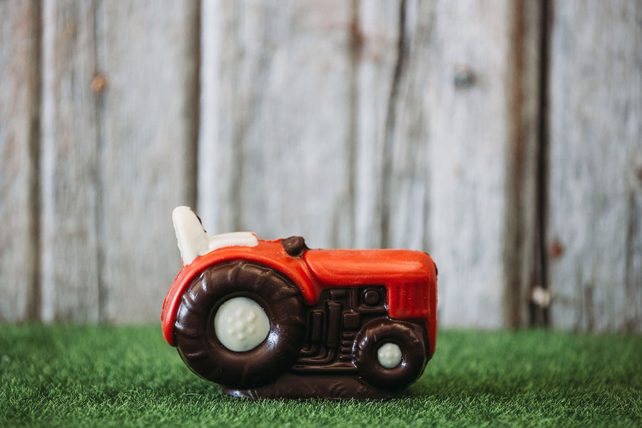 Tractor Red