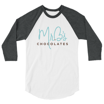 Mr. B's Chocolates Baseball Shirt