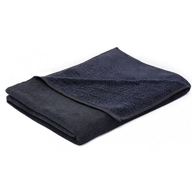 Bath Towel black