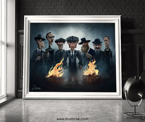 Peaky Bad Men - Limited