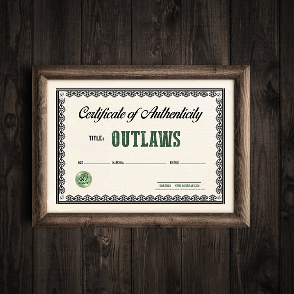 Outlaws - Limited