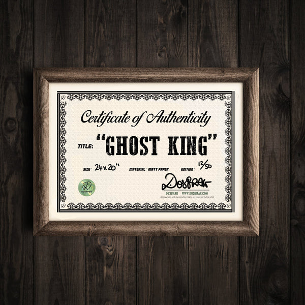 King Ghost - Limited