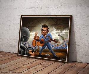 Folsom Prison - Johnny Cash | Limited