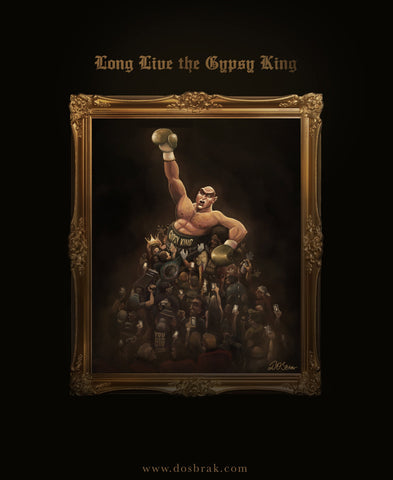 Long Live the Gypsy King - Limited