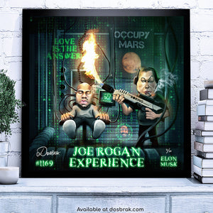 JRE 1169 Elon Musk Joe Rogan Experience | SOLD OUT