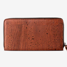 Load image into Gallery viewer, Women's Cork Wallet - Long