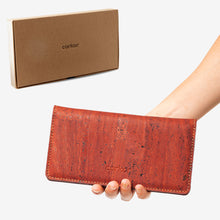 Load image into Gallery viewer, Women's Cork Wallet - Slim