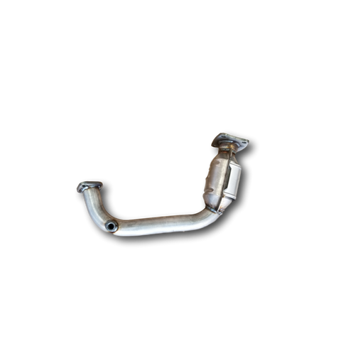 Ford Focus 2.0L Cylinder For Single Overhead Camshafts Engine Catalytic Converter Right Side View