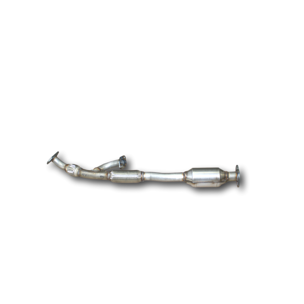2003-2008 Hyundai Tiburon 2.7L V6 Rear Catalytic Converter