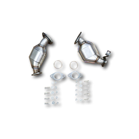 Saturn Outlook 07-10 BANK 1 & 2 catalytic converter 3.6L V6