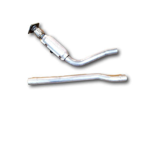 Dodge Grand Caravan 3.3L Catalytic Converter Side View