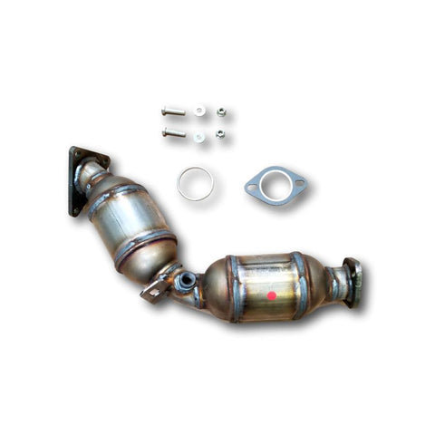 2014-2015 Infiniti Q60 Bank 1 Catalytic Converter 3.7L V6