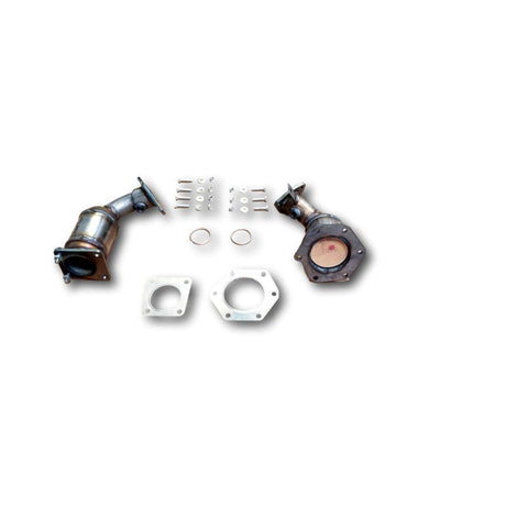Nissan Murano 2009 to 2019 BANK 1 and BANK 2 Catalytic Converter set