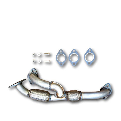 Kia Sedona 3.5L V6 exhaust flex pipe 2002-2005