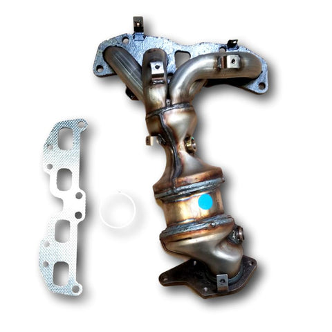 Nissan Xtrail 07-16 BANK 1 catalytic converter 2.5 4cyl