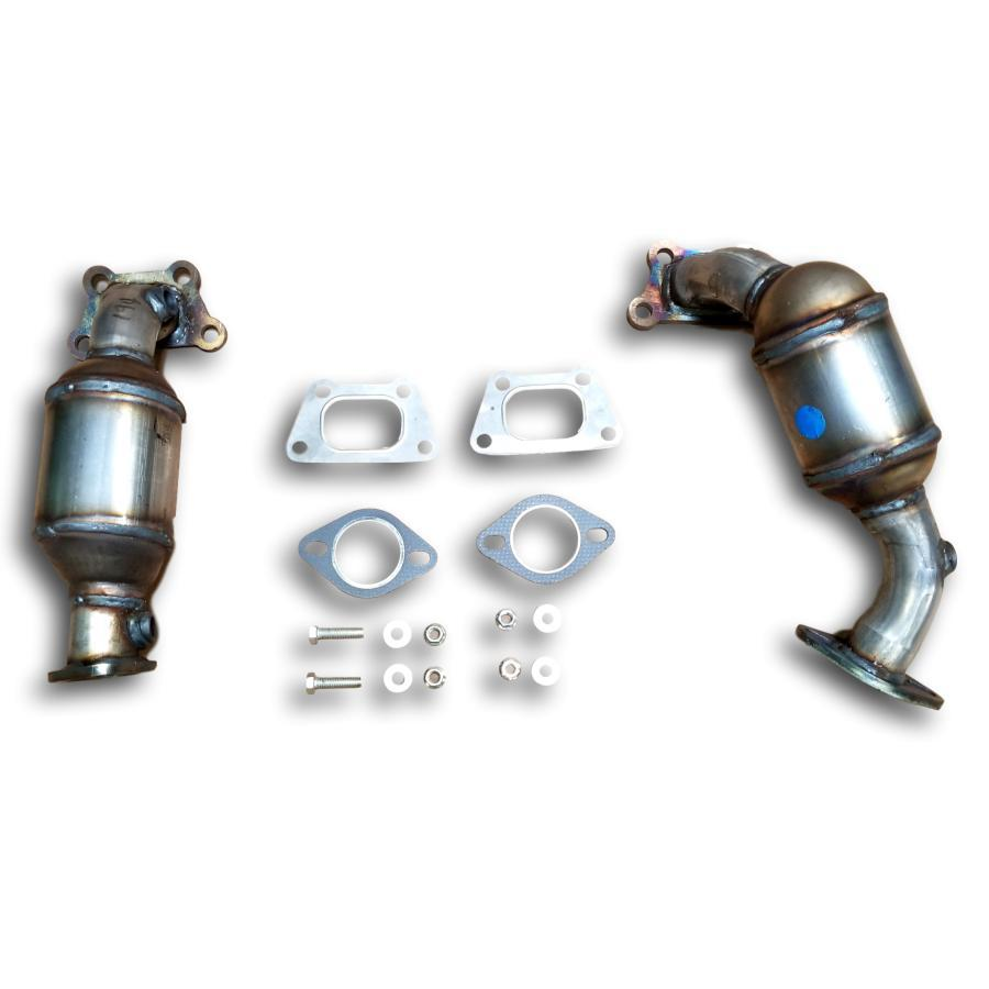Chevrolet Impala Limited 14-16 Catalytic Converter 3.6L V6 BANK 1 & 2
