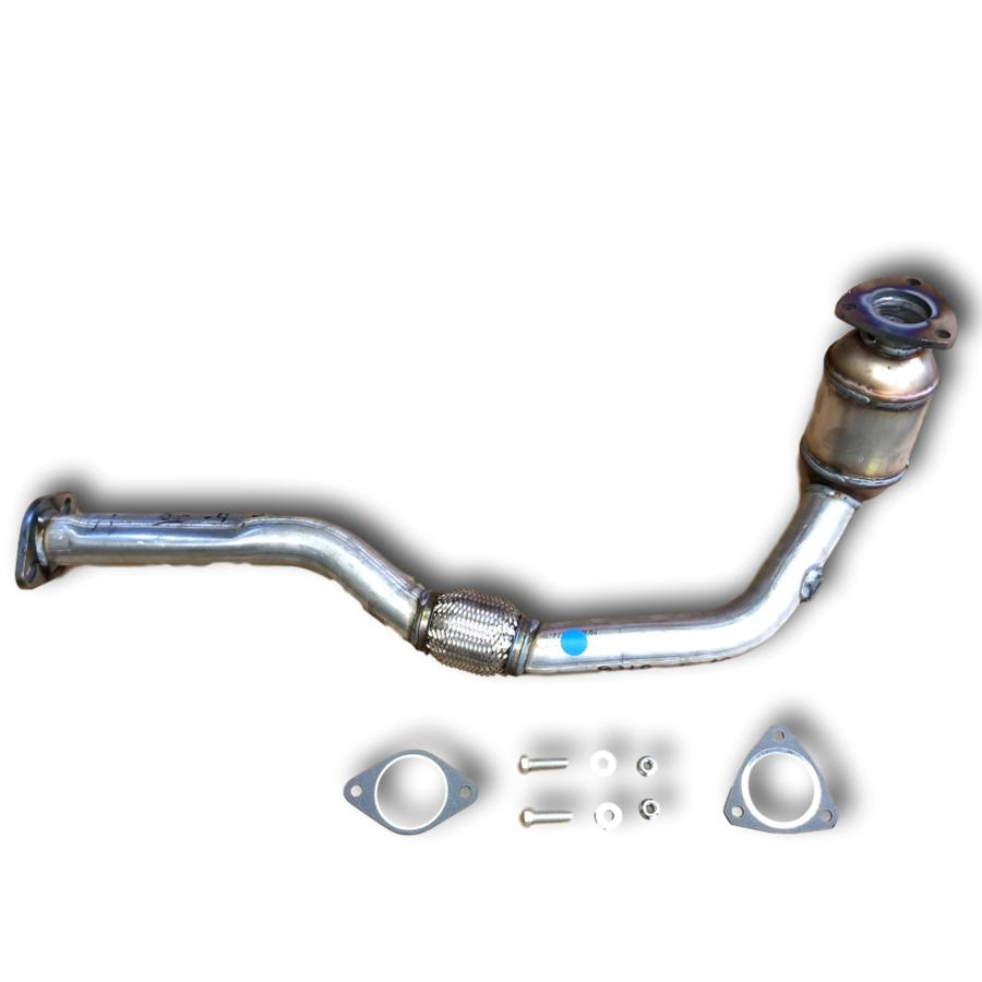 Saturn Vue 3.0L catalytic converter 2002-2003 FRONT