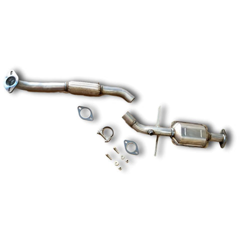 Mitsubishi Eclipse 01-03 rear catalytic converter 2.4L 4cyl