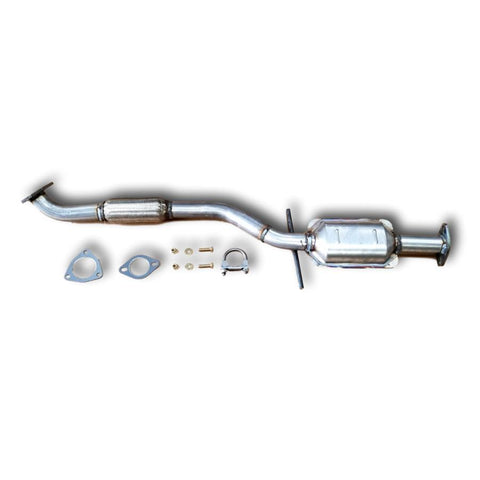 Hyundai Sonata Catalytic Converter 2.4L 2002-2005 REAR UNIT with flex