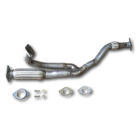 Saturn Outlook 3.6L V6 exhaust ypipe flex pipe 2009-2010