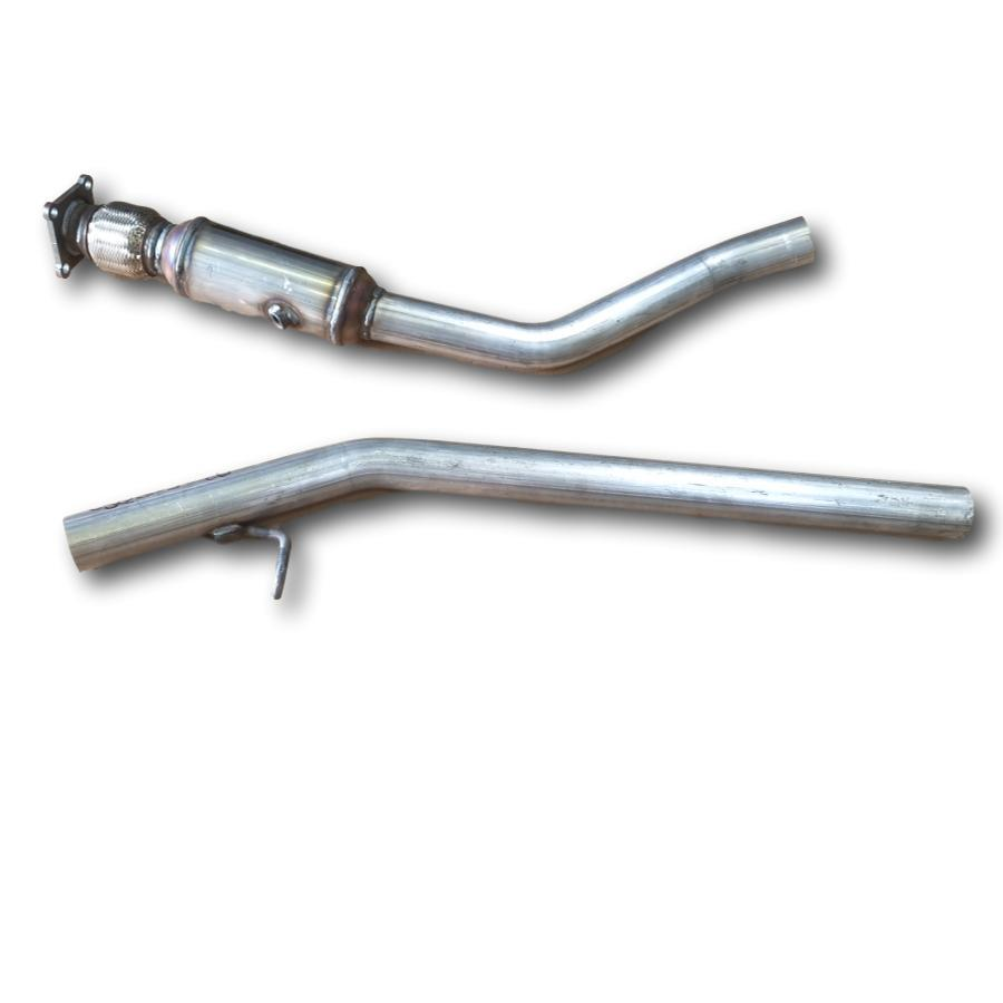Chrysler Town & Country Catalytic Converter 3.3L & 3.8L 2005-2007 with STO-N-GO seating