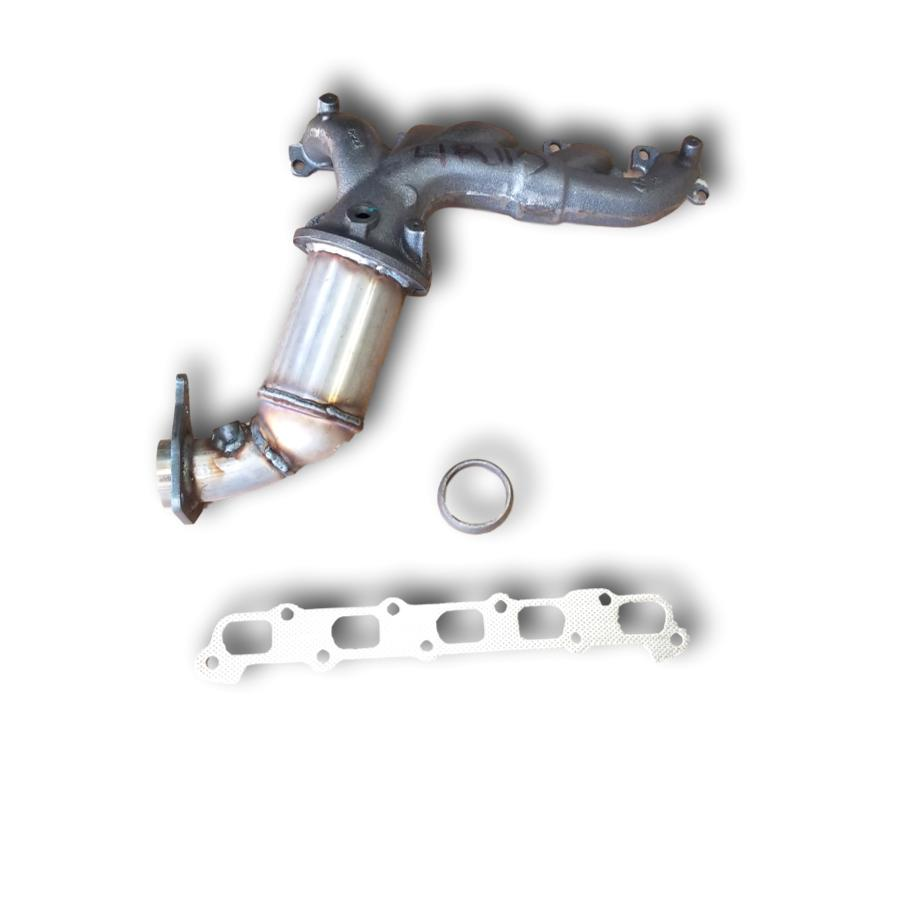 2007-2008 Hummer H3 Bank 1 Front Catalytic Converter 3.7L 5-Cylinder