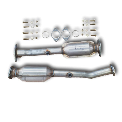 Nissan Pathfinder 2008 to 2012 Rear Left & Right Catalytic Converter 5.6L V8 PAIR