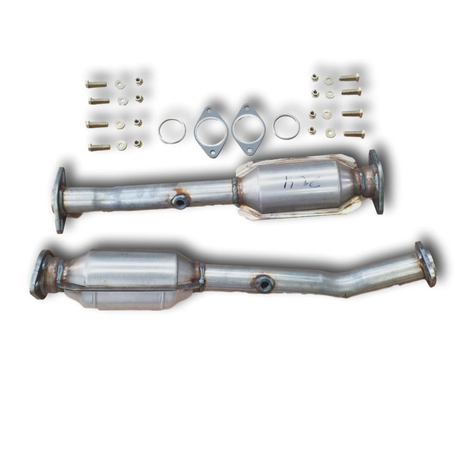 Nissan Titan 2004-2015 Rear Left & Right Catalytic Converter 5.6L V8 PAIR